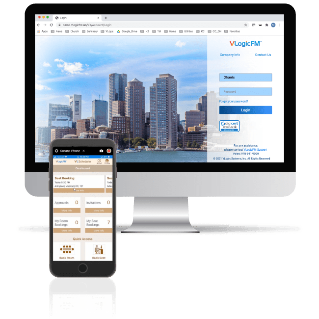 office hoteling software